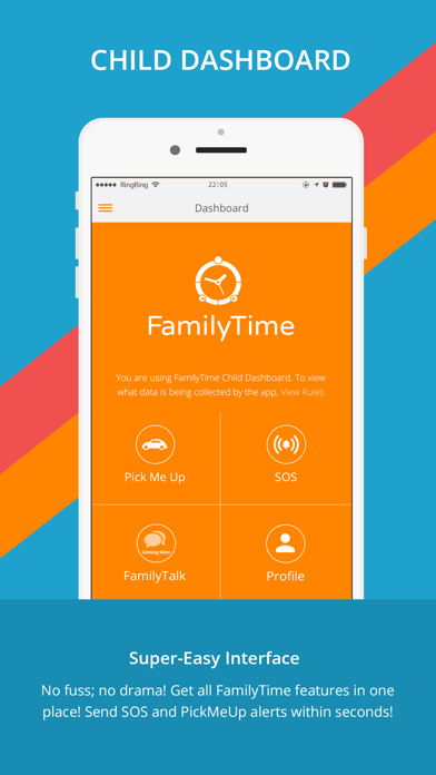FamilyTime Jr  by Yumyapps (iOS, United States) - SearchMan