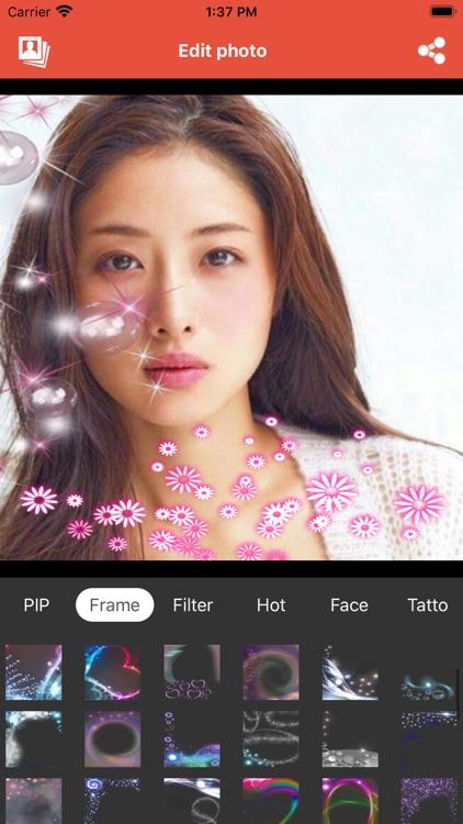 PicArt Camera - Photo Editor screenshot-3