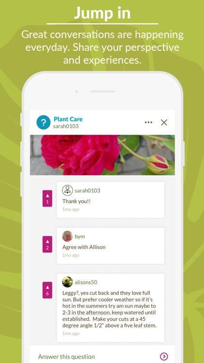 GrowIt!™ The Plant Community screenshot-4