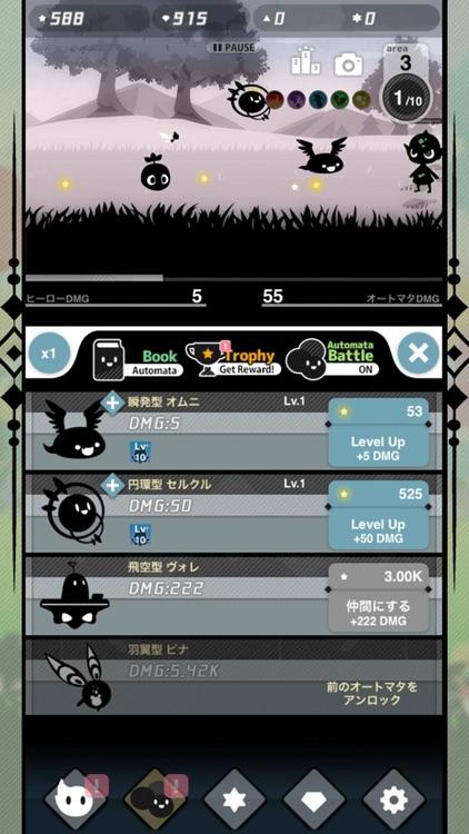 Shadow Land - Endless Tap screenshot-7