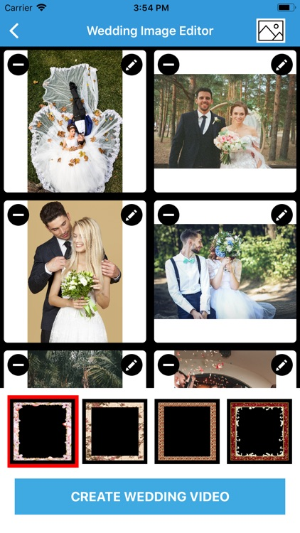 Wedding Album Video Maker screenshot-3