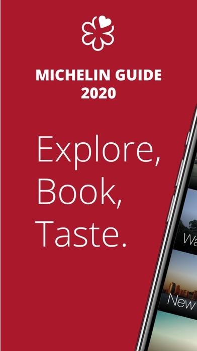 Michelin Guide US screenshot one