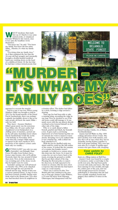 True Crime Magazine screenshot 4