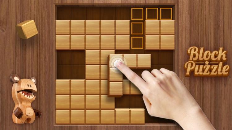 Wood Cube Puzzle screenshot-7