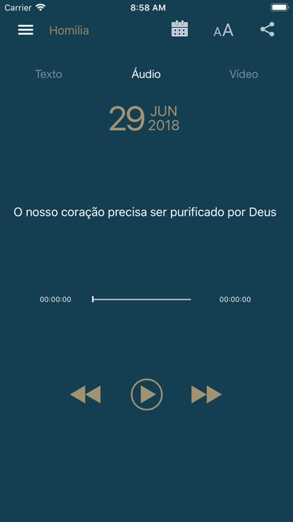 Liturgia Diária screenshot-3