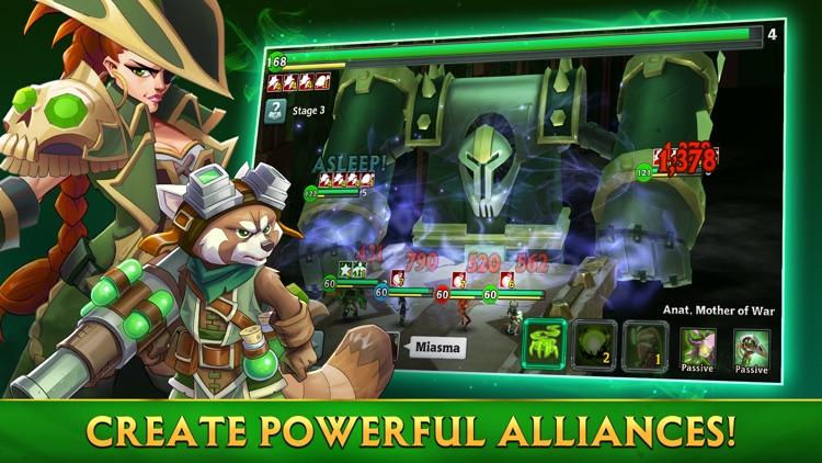 Alliance: Heroes of the Spire screenshot-0