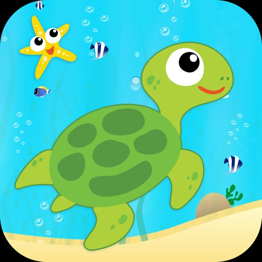 Learning Sea World Animal Game for iPad