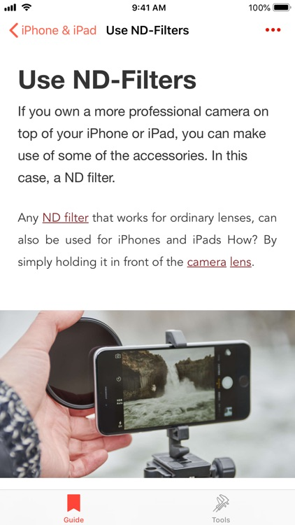 The Photo Guide screenshot-4