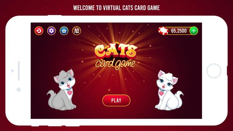 Cat Card Game