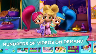 Screenshot for Nick Jr. in United States App Store