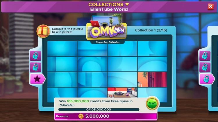 Ellen's Road to Riches Slots screenshot-5