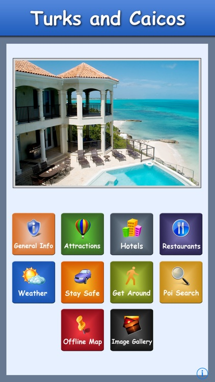 Turks and Caicos Offline Guide