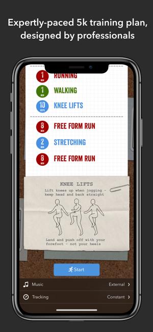 Zombies, Run! 5k Training Screenshot