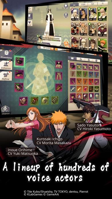 BLEACH Mobile 3D screenshot 5