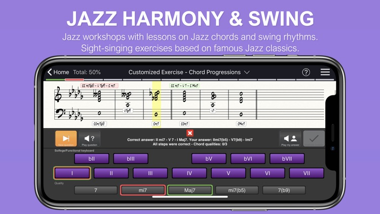 EarMaster - Music Theory screenshot-3
