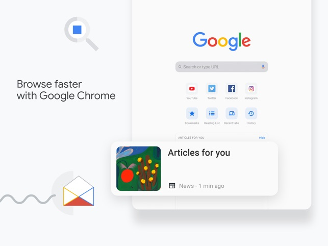 Secret Search Chrome