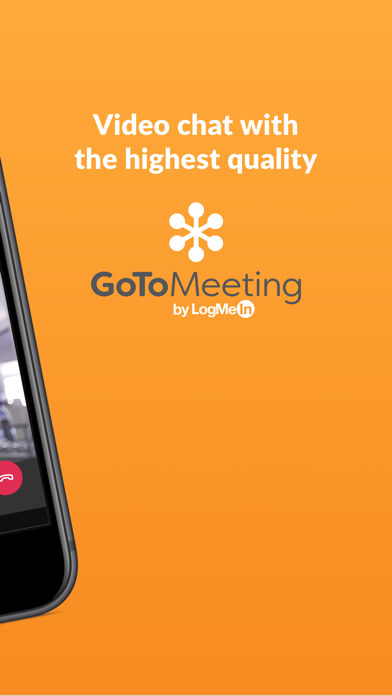 GoToMeeting Screenshot