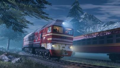 Screenshot of treno simulatore rotaie strate1