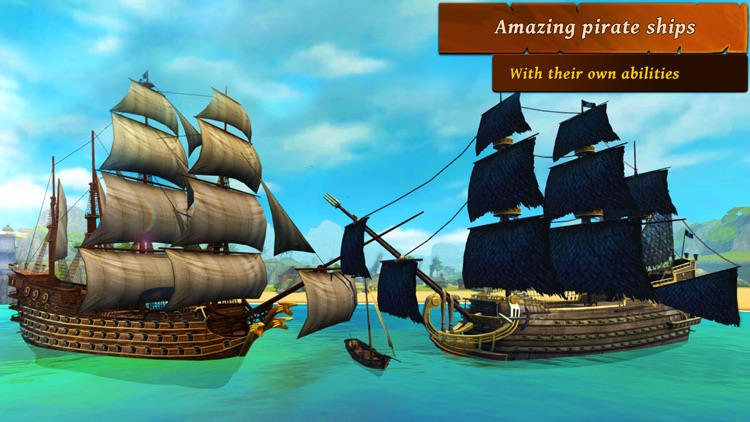 Ships of Battle Age of Pirates screenshot-3