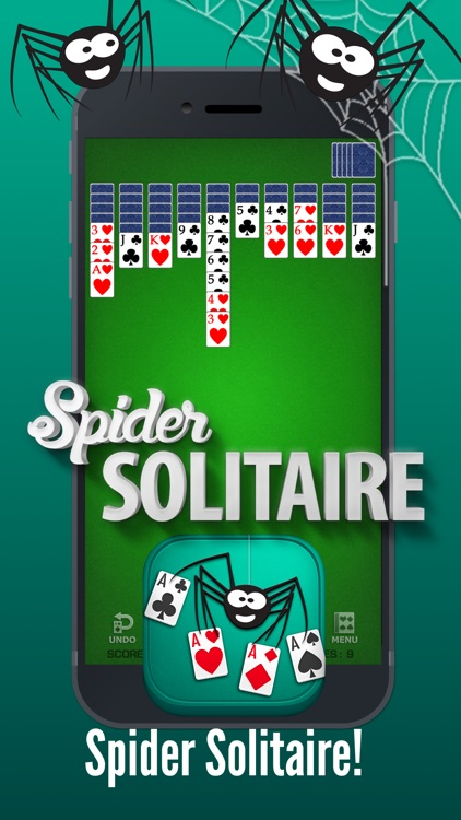 Spider Solitaire Classic ◆ screenshot-0
