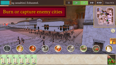 Screenshot for ROME: Total War in United States App Store