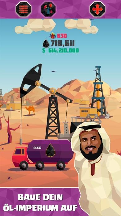 Herunterladen Öl Magnat - Gas Idle Fabrik für Android
