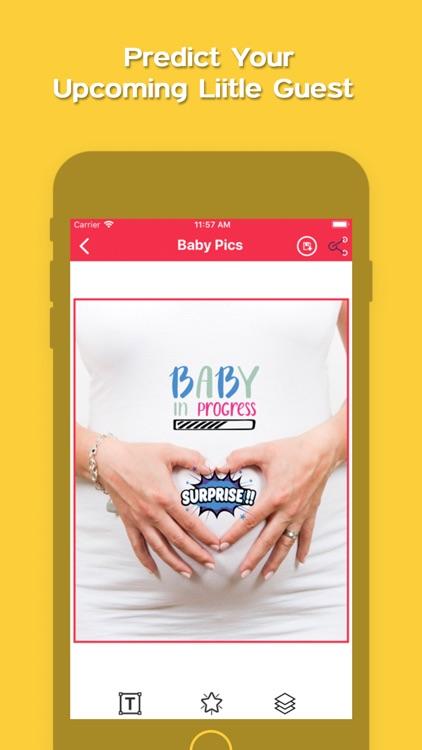 Baby Story Pic Editor 2019 screenshot-5