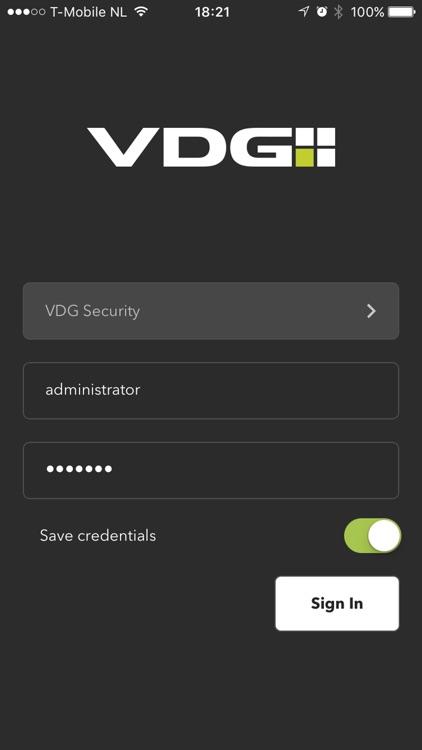 VDG Sense screenshot-3