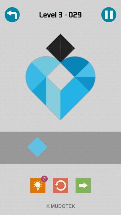 Tangram Puzzles screenshot-0