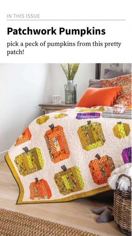 McCall's Quick Quilts Magazine screenshot-5