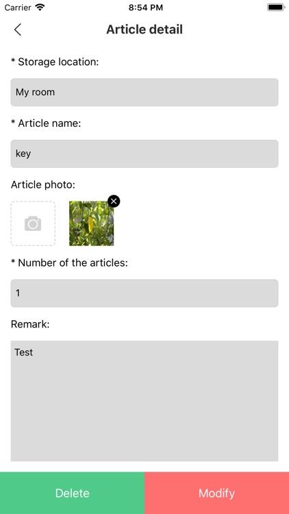 ArticleMemo screenshot-5