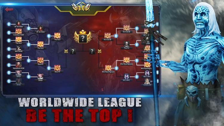 Zombie Strike-Idle Battle SRPG screenshot-4