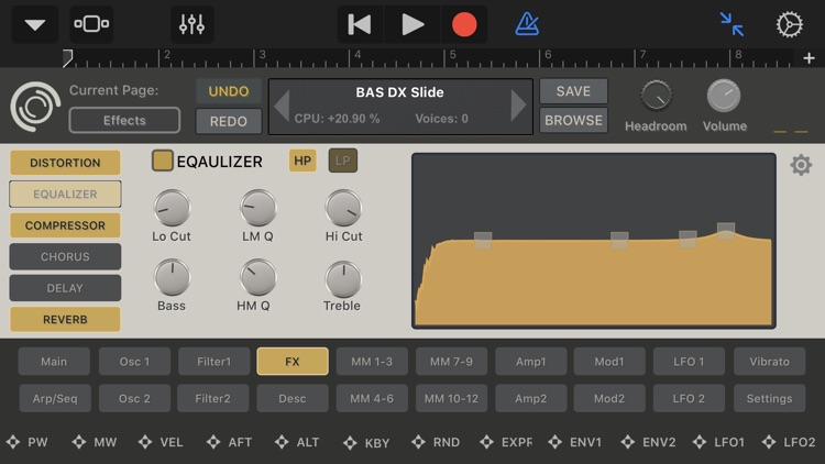 SynthMaster One screenshot-9