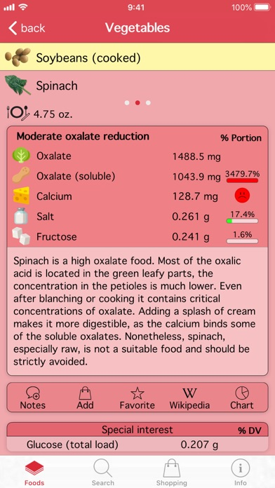 Oox – Gout and Kidney Stones Screenshot