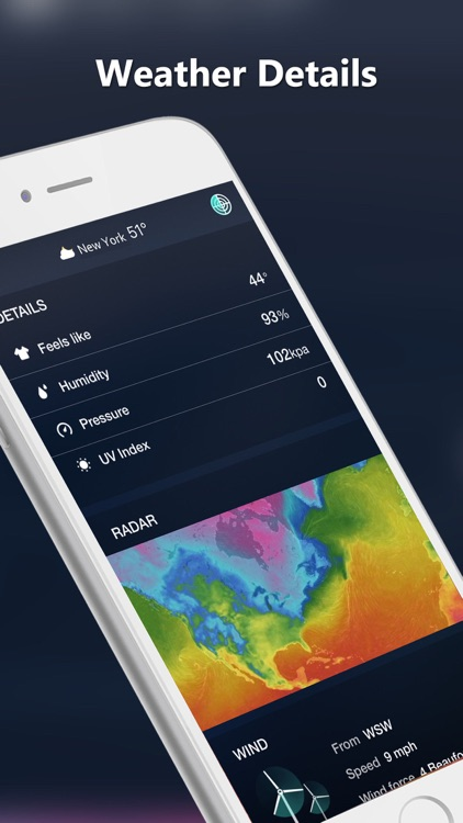 Live Weather: Weather Radar screenshot-4