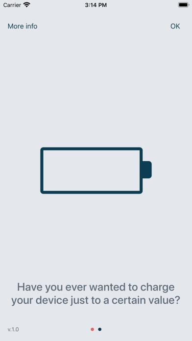 Battery Care Alarmのおすすめ画像1