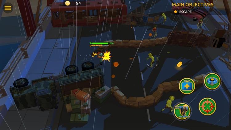 Zombie Blast Crew screenshot-6