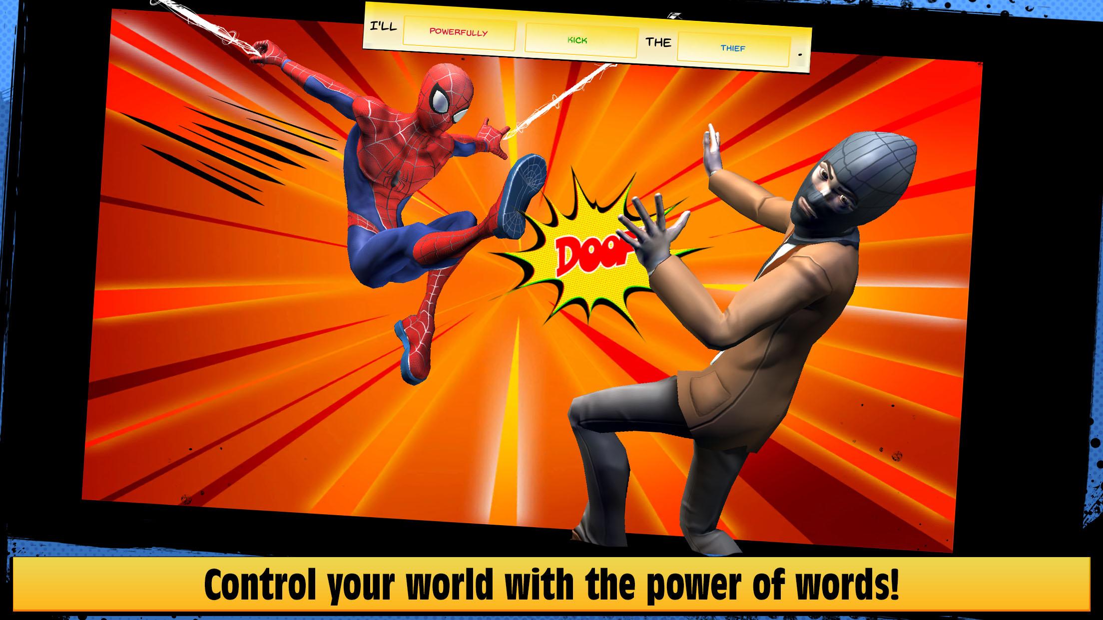 Marvel Hero Tales screenshot 3