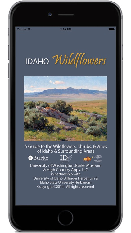 Idaho Wildflowers screenshot-0