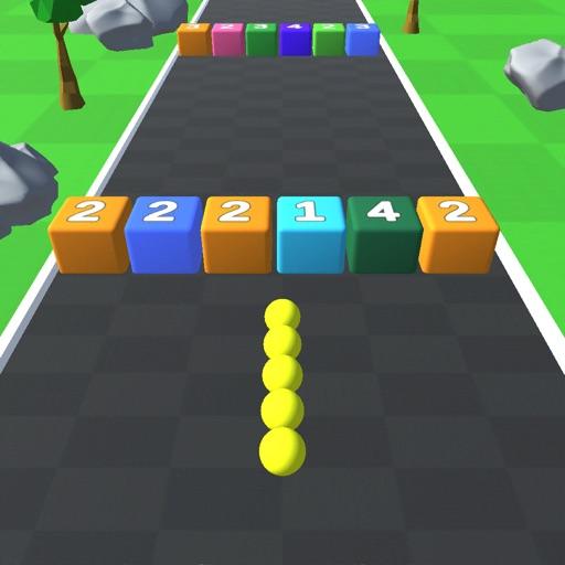 3D Sanke Vs Blocks