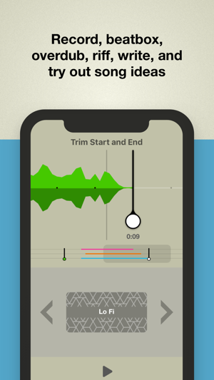 Take Creative Vocal Recorder Screenshot