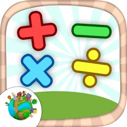 Four operations - math games