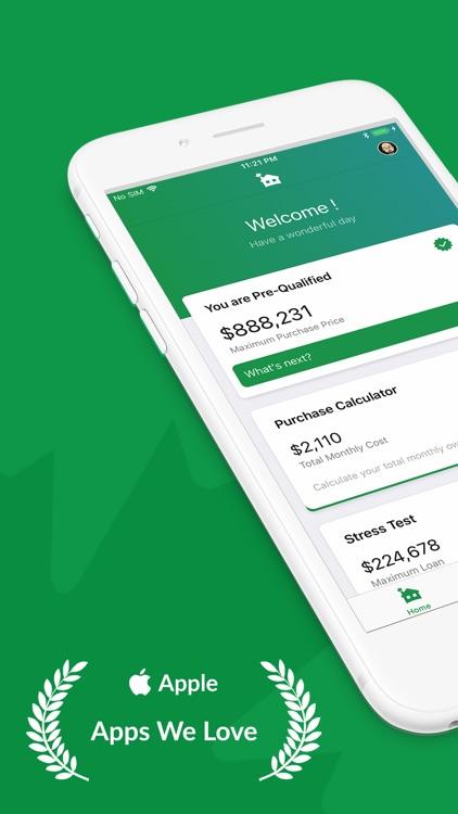 Canadian Mortgage App screenshot-0