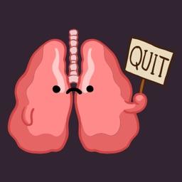 No Smoking : Quit Smoking