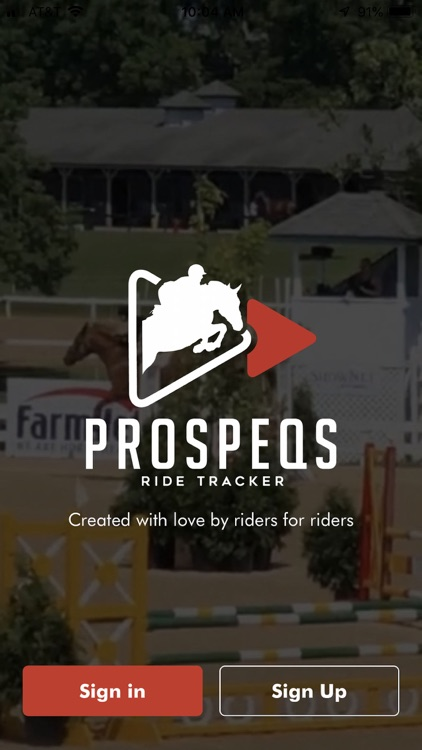 Prospeqs Ride Tracker