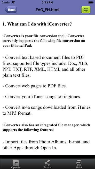 iConverter Pro - Convert Filesのおすすめ画像9