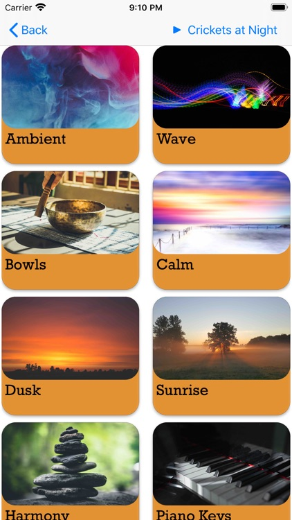 Calming Sounds screenshot-7