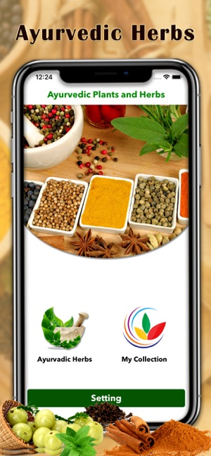 Ayurvedic Plants and Herbs on the App Store