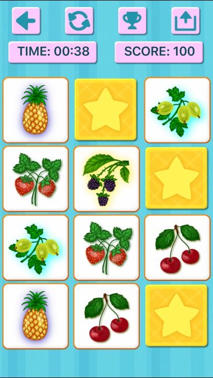Memory Match Brain Trainer screenshot-8