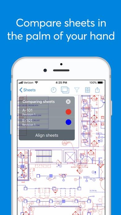 PlanGrid Construction Software Screenshot
